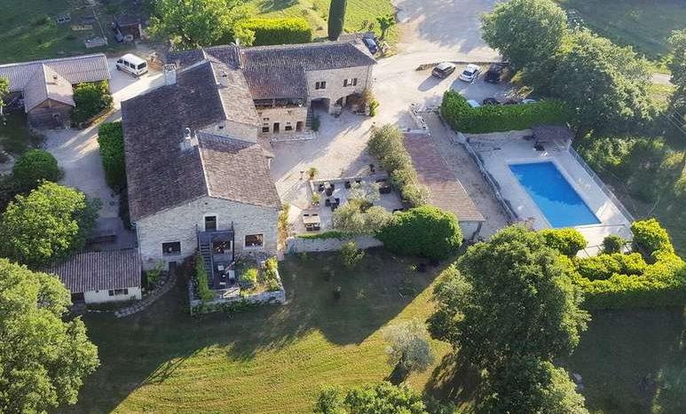 vente maison piscine bardas gard immobilier international