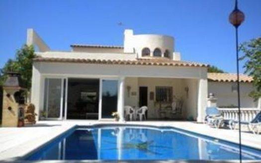 vente villa piscine l'escala espagne immobilier international