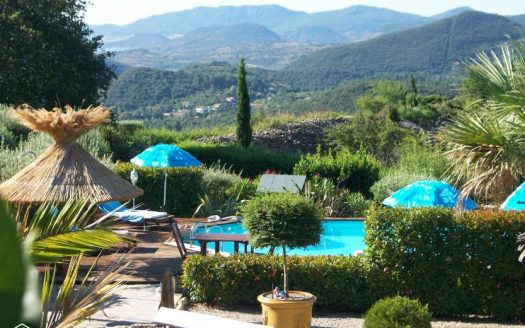 vente maison piscine lodève immobilier international