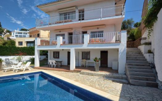 vente maison piscine costa brava espagne immobilier international