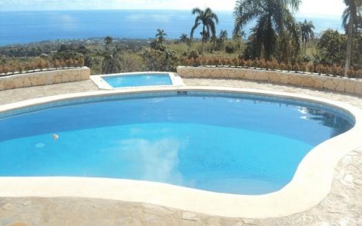 vente maison piscine saint domingue république dominicaine immobilier international