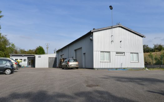 vente bâtiment industriel Val-d'Ornain immobilier international