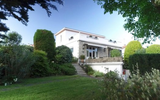 vente villa biarritz centre immobilier international