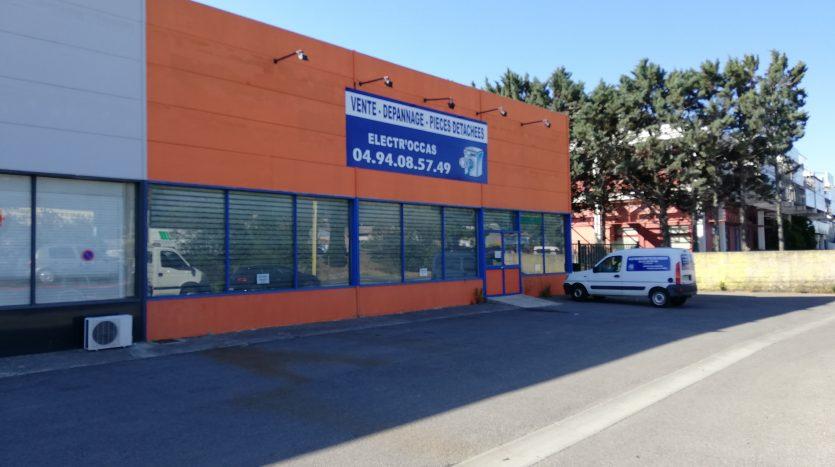 vente bâtiment commercial toulon immovitrine international
