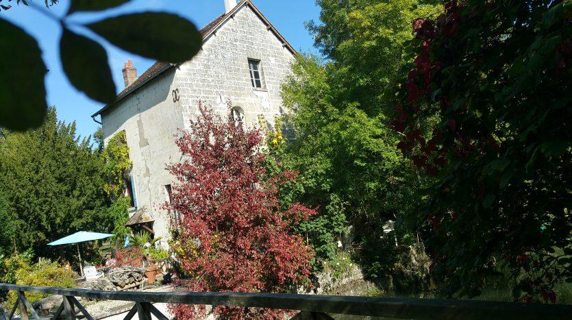 vente maison moulin VENDOME immovitrine international