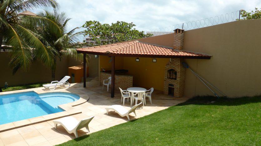 vente maison piscine forlaleza brésil